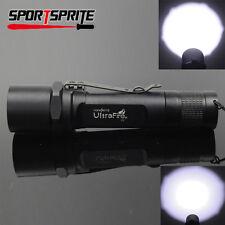 UltraFire C1 CREE XP-L V6 LED 1200 Lumens 3 Mode 4.2V 18650 Flashlight Torch