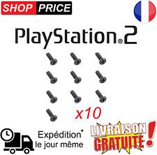 Lot de 10 vis de remplacement pour manette PlayStation 2 PS2 (NEUF)