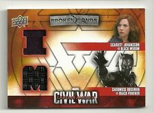 Captain America Civil War Broken Bonds Dual Team Iron Man Relic BBI-BB