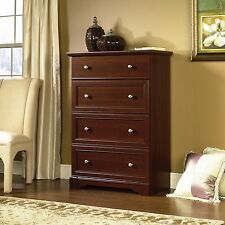 Dresser Chest of Drawers Cabinet Cherry Bedroom Furniture Wood Storage Drawer C