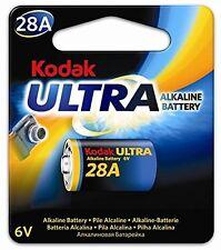 KODAK 4LR44 PX28 28A batteria ALCALINA 6V confezione da 50 Batteria
