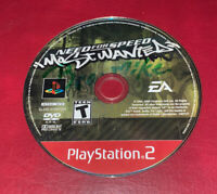 Need For Speed Most Wanted ( Sony PlayStation 2 PS2 ) Game Disc Only - Tested