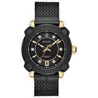 Bulova Precisionist Special Grammy Edition Women's Quartz 38mm Watch 98P173