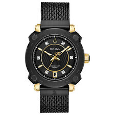 Bulova Precisionist Special Grammy Edition Women's Quartz 38mm Watch 98P173
