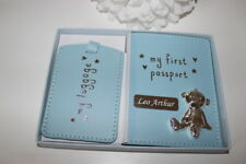 Personalised Passport Holder & Luggage Tag, Passport Holder, Personalised Gift