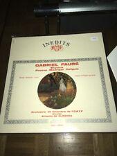 Gabriel Faure Shylock Op 57 LP Antonio De Almeida 2093