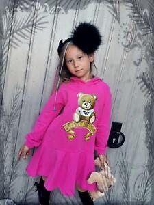 Moschino Kleid Teddy Größe 152/12 Jahre NEU 169,00 €