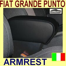 FIAT GRANDE PUNTO-Evo -armrest with large storage - High QUALITY - made in Italy