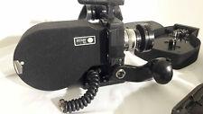 Eclair 16mm Filmkamera mit Angenieux R7 und 3 Kassetten