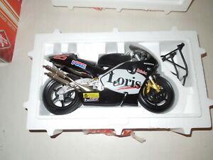 1/6 Guiloy Honda NSR 500 LORIS CAPIROSSI Moto GP Die Cast Model