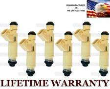 6x Genuine Denso Fuel Injectors For Ford Mazda Sable Taurus Tribute Escape 3.0L