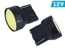 VISION lighting Bulb W21W (T20d) 12V 1x COB LED, CANBUS, White, 2 Pcs
