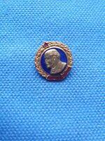 Enamel pin badge anstecknadel Vladimir Ilyich LENIN Communism USSR Soviet Union
