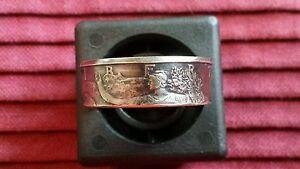 Walking Liberty Half Dollar Coin Ring High Quality 90% Silver U Pick Size 10-13