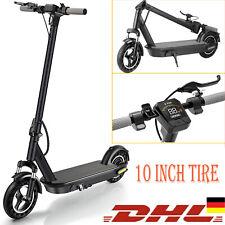 10 Zoll Elektro Scooter 1000 Watt Escooter Roller 1000W Elektroroller E-Scooter