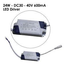 24w LED Driver Power Supply Transformer 240V -  600ma for MR11 and MR16 lights