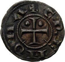 Künker: Cremona, 1 Cremonese o. J. (1155-1330), Kreuz, Kugeln