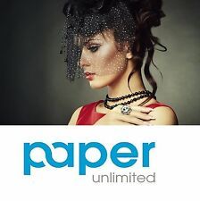 8 Mil Glossy Instant Dry Inkjet Photo Paper 24″ X 100′ For HP Designjet Printers