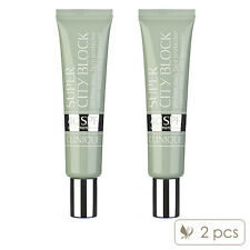 Pack of 2 Clinique Super City Block Oil-Free Daily Face Protector SPF 40ml#635_2