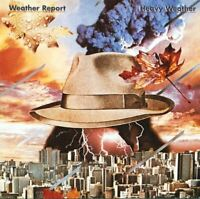 WEATHER REPORT heavy weather (SACD, hybrid, remastered, gold disc) jazz fusion,