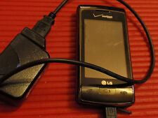 LG CELL PHONE   WORKS FINE   USED