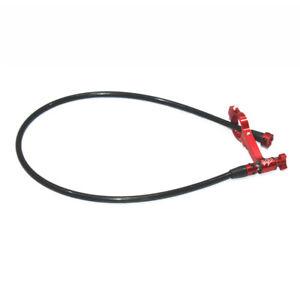 Brembo  Folding Lever remote brake / clutch lever adjuster red  Brembo RCS 19