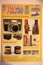 PHOTO Deal Photo Deal fascicolo 53 2/2006, Topcon, Mamiya, Sigma, Vivitar, Chad, Zeiss