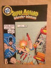 SUPER ACTION avec WONDER WOMAN - T6