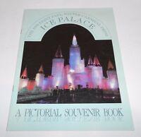 1992 Saint Paul MN Winter Carnival Pepsi ICE PALACE Pictorial Souvenir Book