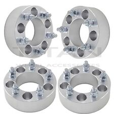 """4 pcs Wheel Spacers 50mm 