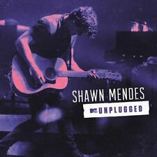 Shawn Mendes - MTV Unplugged - NEW CD (sealed)