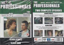 THE PROFESSIONALS - MARTIN SHAW - Vol. 20 - 2 x Episodes - REGION 0 DVD SEALED