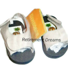 Boys GYMBOREE Sandals Crib Shoes NEW sz 01 LITTLE KEIKI