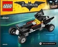 Lego 30521 The Batman Movie Exclusive Polybag The Mini Batmobile