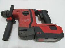 Hilti Te 6 A22 Combination Rotary Hammer Drill 2017 Model 80 Ah Battery