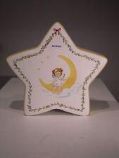 +#A006552 Goebel Archivmuster Nina und Marco, Weihnacht, Sternenvase m. Motiv