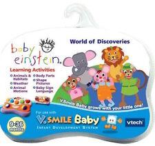 Vtech V. Smile Aprendizaje Juego: Bebé Baby Einstein 9-36 meses