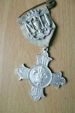 Medal- Pelerinage Du Diocese De Lille Badge