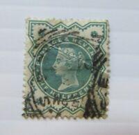 c1880 Great Britain SC #78 Queen Victoria used stamp