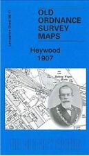 Map Of Heywood 1907