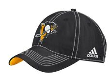 a6728f2937d adidas NHL Hockey Pittsburgh Penguins Cap Relaxed Souch Hat Adjust  11ekz-vpengu