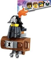 Metal Beard Chest Body Pirate in Locked Box Toy Custom Lego Movie Mini Figure