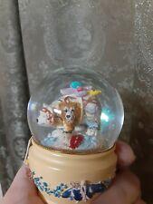 Spirit Visions Bear by Westland Snowglobe Shaker Native Art Vintage Gift Neat