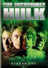The Incredible Hulk Season 1 4 Disc DVD