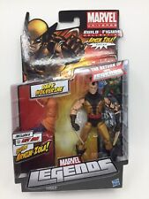 "Marvel Legends DARK WOLVERINE Daken Unmasked 6"" New Arnim Zola Wave Avengers"
