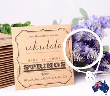Ukulele Strings Set  - Nylon Strings  NEW