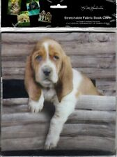 Keith Kimberlin Basset Hound Dog Book Cover  - New In Package