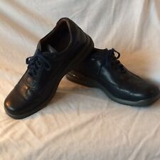Pre-owned Cole Haan Blue Leather Casual Shoe Men's Size 11.5 M