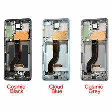 For Samsung Galaxy S20 20 Plus S20 Ultra OLED Display LCD Touch Screen Digitizer