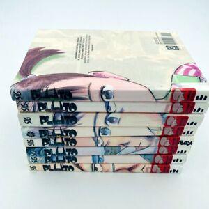 Pluto (Vol. 1- 8) English Manga Graphic Novels OOP Complete Set